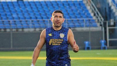 Luis Cabral queda fuera de Sportivo Luqueño