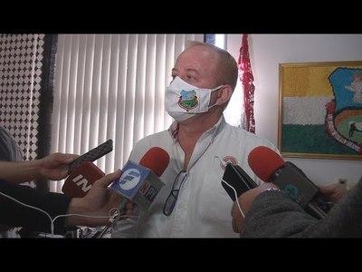 JAVIER PEREIRA PRESENTARÁ SU RENUNCIA COMO INTENDENTE DE CAMBYRETÁ