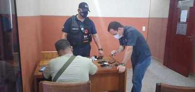 Incautan teléfono en la cárcel de Encarnación, tras intento de extorsión