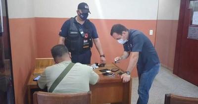 La Nación / Tras operativo, incautan teléfonos celulares en Cereso de Itapúa