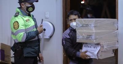 La Nación / Perú se alista para reñido balotaje entre Fujimori y Castillo