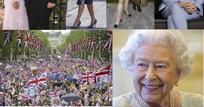 La Nación / Una boda con vestido alquilado, Letizia apoya a mujeres e Isabel II festejará en el 2022