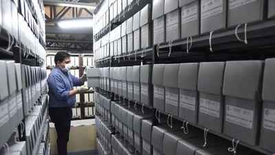 Historia e identidad  paraguaya se resguardan  en el Archivo Nacional