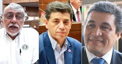 La Nación / En el Senado, opositores evalúan acuerdo entre Ríos, Lugo y Lanzoni