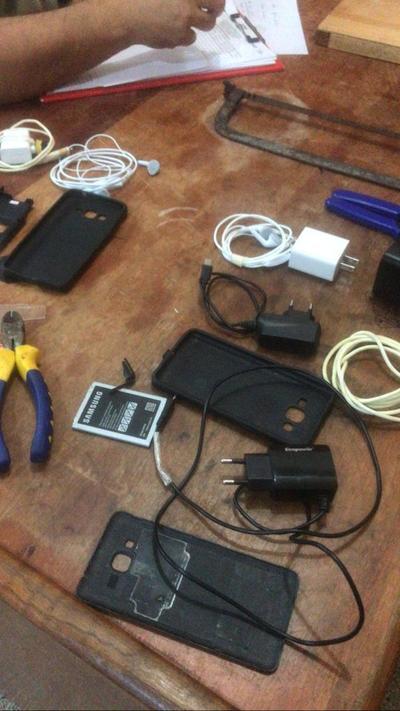Incautan celulares en el Cereso tras operativo interinstitucional