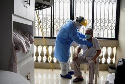 Profesional revela los cuadros más frecuentes en pacientes que tuvieron COVID