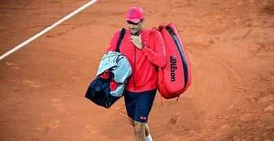 ¡Suspenso total! Roger Federer medita retirarse de Roland Garros