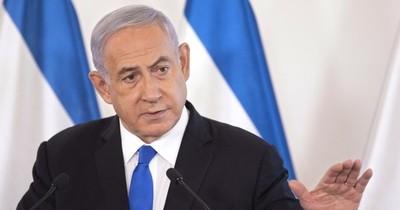 """La Nación / Netanyahu niega """"incitar"""" a la violencia a sus partidarios"""