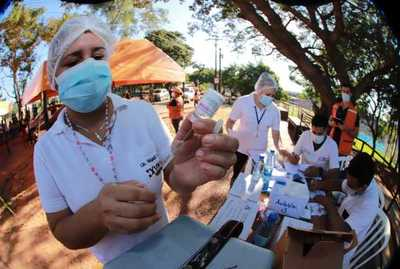 Vacunatorios habilitados para este domingo