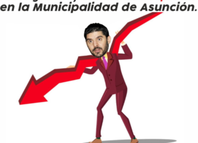 Municipio de Asunción al borde del colapso financiero