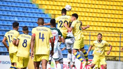 Resumen del partido Deportivo Capiatá 3-3 Rubio Ñu