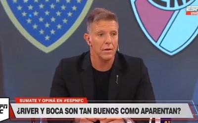 Fantino predijo que Colón sería campeón hace meses