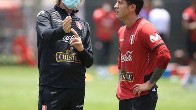 Gianluca Lapadula se perfila como titular ante Ecuador