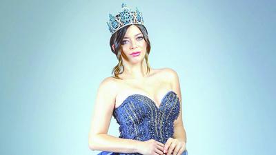 """Crónica / Ariane Maciel: """"Me veo como una mujer con un corazón noble que salió adelante con su propio esfuerzo"""""""