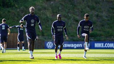 Kanté se considera en condiciones para rendir al máximo en la Eurocopa