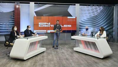 """""""Participación mata estructura"""", señalan candidatos liberales a Junta Municipal de Asunción"""