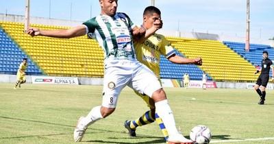 La Nación / Gran producción de goles en la ronda dominical