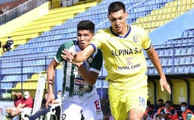 Crónica / Lluvia de goles en Capiatá-Rubio Ñu