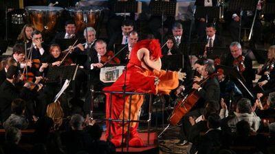 La Sinfonía divertida llega mañana al  barrio San Pablo
