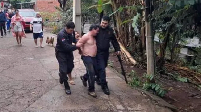 Detienen a sospechoso de matar a su ex hijastro en Ciudad del Este