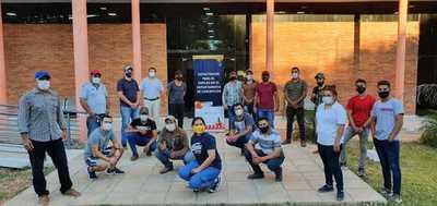 Más de 500 personas fueron capacitadas en áreas de la construcción en Concepción