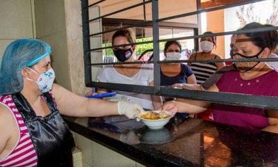 En la cocina del Buen Pastor, Soledad encontró su forma de alcanzar el éxito