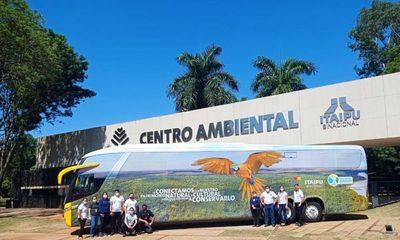 Itaipú conmemora el Día del Medio Ambiente con acciones de restauración de los ecosistemas – Diario TNPRESS