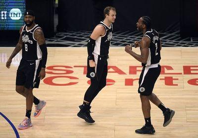 Los Clippers son semifinalistas en la Conferencia Oeste de la NBA