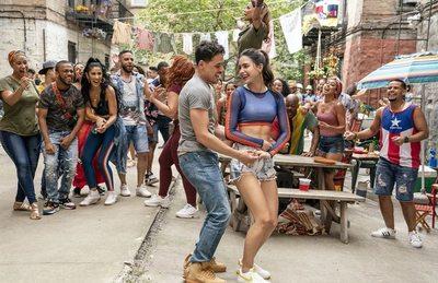 """""""En el barrio"""", con la alegría latina"""