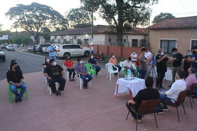 Construirán unidades de salud familiar en Pilar