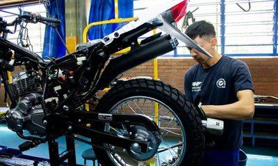 El país de las motos: Ensamblaron 305 mil unidades en 2,5 años