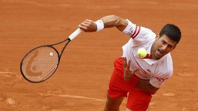 Novak Djokovic, remontada hacia cuartos de Roland Garros