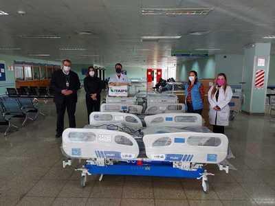 Prosigue entrega de medicamentos, insumos y equipos para fortalecer sistema sanitario