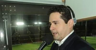 La Nación / El COVID-19 apagó la voz del relator deportivo Israel Pérez