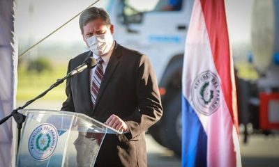 """""""Estamos a 60 centímetros de la crisis"""", aseguró el Presidente de la Essap"""