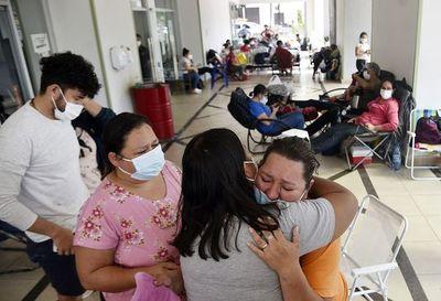 Luego de amenazas a personal sanitario, anuncian atención psicológica para familiares de pacientes hospitalizados
