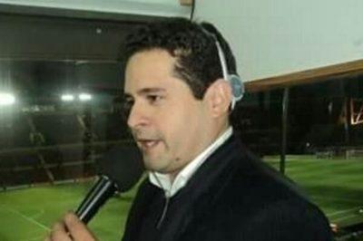 El Covid-19 apagó la voz del relator deportivo Israel Pérez