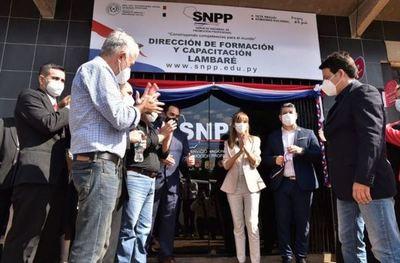 SINAFOCAL desarrollará cursos gratuitos en Lambaré