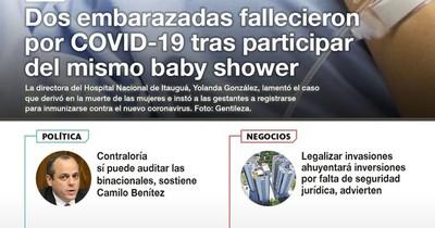 La Nación / LN PM: Las noticias más relevantes de la siesta del 7 de junio