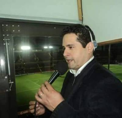 Periodista deportivo Israel Perez fallece a causa de Covid