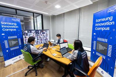 Samsung Innovation Campus busca desarrollar habilidades tecnológicas en estudiantes secundarios