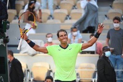 Nadal se cita con Schwartzman en 'cuartos' de Roland Garros