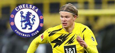 Chelsea se anima y entra a la puja por Erling Haaland