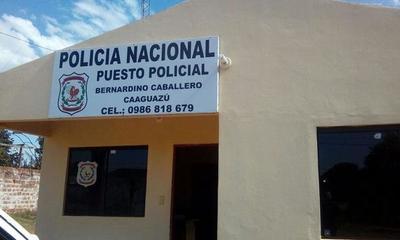Recuperan motocicleta hurtada e identifican al supuesto autor en Caaguazú – Prensa 5
