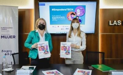 Lanzan guía de alfabetización digital EmpoderaTECH para mujeres