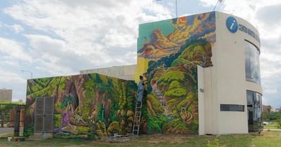 La Nación / Embajada alemana convoca a premio para muralistas