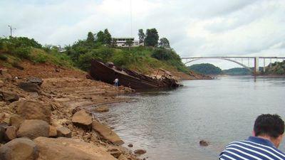 Situación de los ríos Paraguay y Paraná podría empeorar
