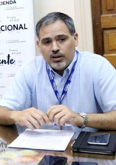 Viceministro dijo que de momento no se analizan nuevos préstamos