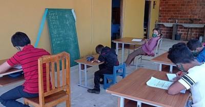 La Nación / Programa Abrazo del MINNA reanudó actividades en centros comunitarios
