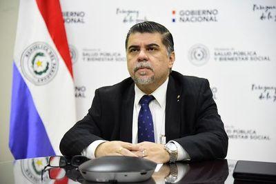 """Ministro de Salud: """"No hay más recursos; todo está comprometido"""""""